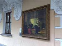 Московские улицы украсят шедеврами мировой живописи