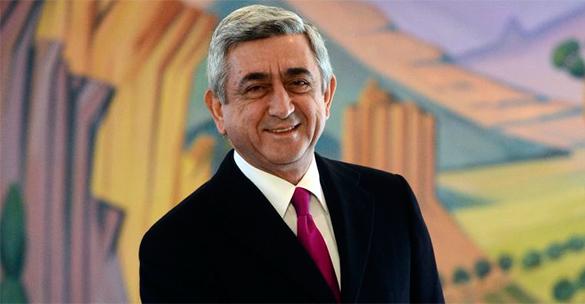 Президент Армении прибыл в Нагорный Карабах. 303602.jpeg