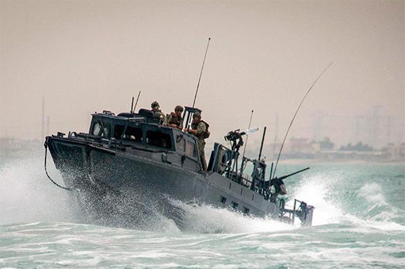 Иран заявил о новом столкновении с американцами в Персидском зал