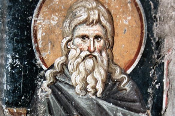 Алипий Столпник – ради Христа себя сковавший. 395602.jpeg