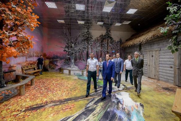 Воронежский край хотят сделать центром туризма
