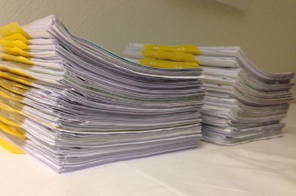 На помойке в уральском городе нашли секретные документы МВД. 392603.jpeg