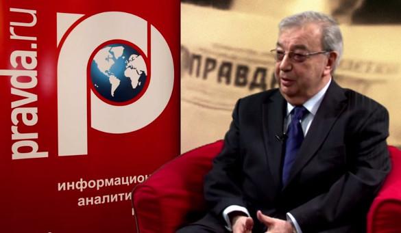 Евгений Примаков: Советский период вычеркивать нельзя. Умер Евгений Примаков