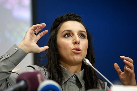 Джамала хочет выступать в Крыму