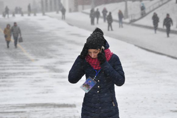 Собянин сообщил о гибели людей от снежного шторма. Собянин сообщил о гибели людей от снежного шторма