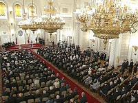 В Кремле огласят имена лауреатов Госпремии за 2008 год