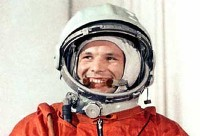 Россия отмечает 75-летие со дня рождения Юрия Гагарина