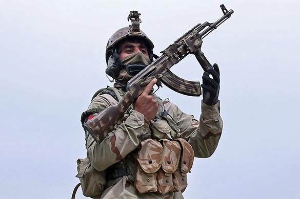 Афганский спецназовец расстрелял американцев на базе НАТО