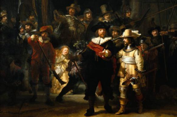 Рембрандта реставрируют online. 393605.jpeg