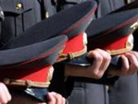 В Москве простились с милиционером, погибшем при исполнении