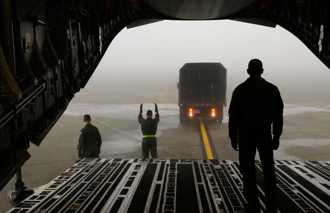 Американские военные советники  заполонили восток Украины. американские военные инструкторы