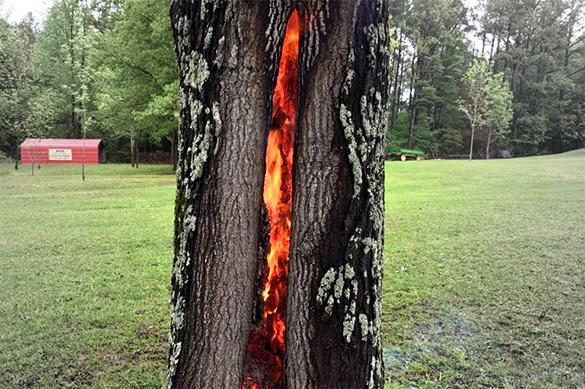 Американцы нашли врата ада в Миссисипи