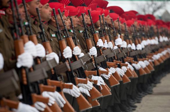 Военных Индии вооружили специальными антитеррористическими радар
