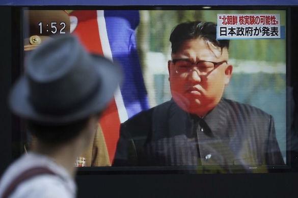 Пир перед ядерной зимой: Ким Чен Ын устроил банкет для ядерщиков. 375606.jpeg