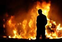 Поджоги автомобилей: пиромания или протест?