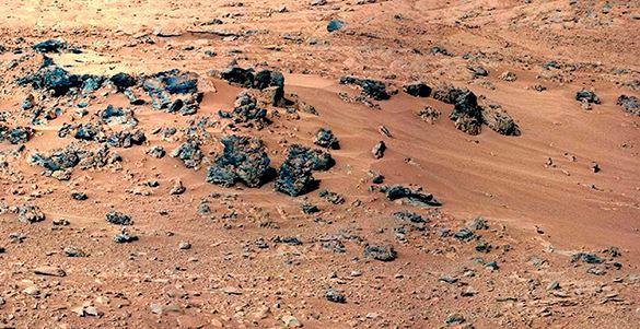 Curiosity обнаружил на Марсе следы древней экосистемы. на Марсе следы древней экосистемы