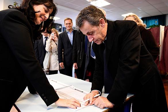 Саркози после поражения в праймериз оставит политику