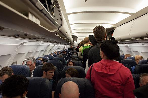 Как побороть страх перед полетом?. самолет