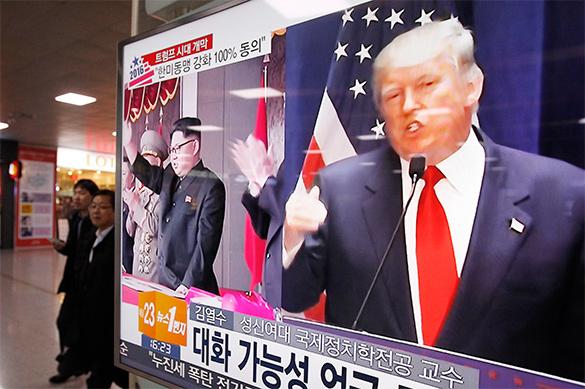 Трамп: Плохой парень Ким Чен Ын будет наказан
