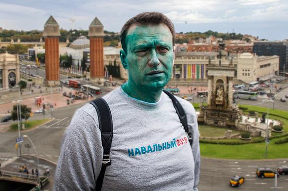 Навального увидели в5-звездочном отеле вБарселоне