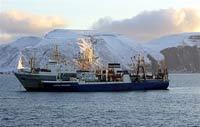 У берегов Курил с аварийного судна вылилось топливо