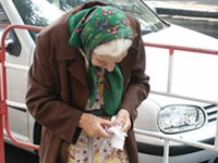 Пенсионерку избили до полусмерти за авоську с продуктами