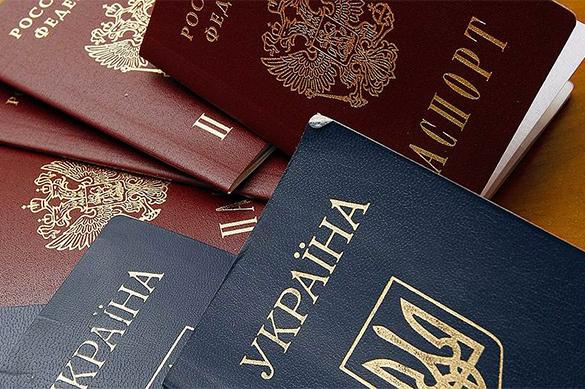 Рекордное число украинцев получили гражданство Российской Федерации втечении следующего года