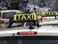 Таксисты в зоне риска