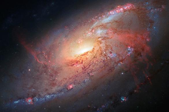 Астрономы нашли самый огромный океан во Вселенной