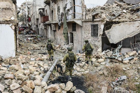 СМИ: Россия принуждает ЕС платить за восстановление Сирии. 381609.jpeg