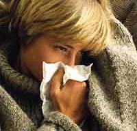 В регионы идет эпидемия гриппа