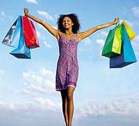 Для нас шопинг – прекрасный способ приятно провести время с