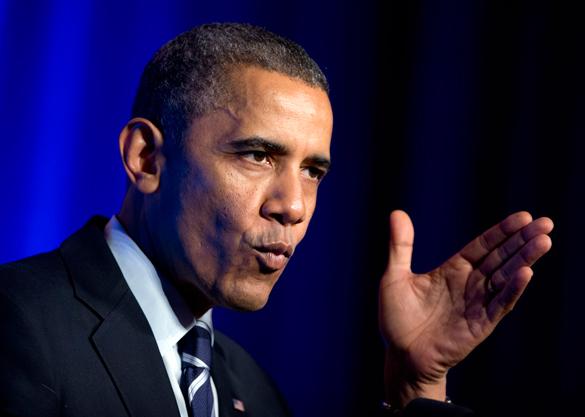 Обама обещает давать на Иран