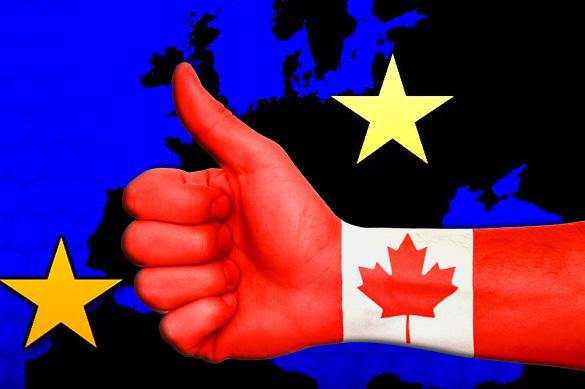 Канада и ЕС подпишут соглашение о свободной торговле