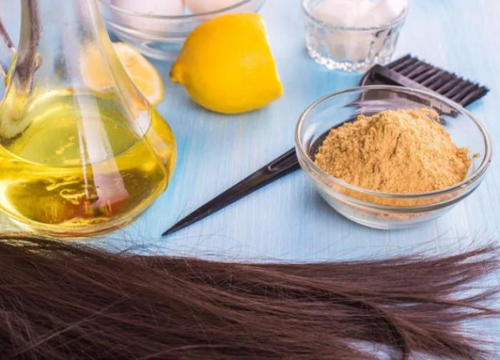 Питательные масла и маски для волос