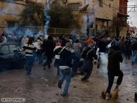 Марш израильских националистов завершился погромом