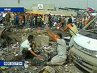 Число жертв теракта в Багдаде превысило 70 человек