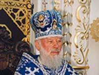 Митрополит Киевский Владимир: Политика – вещь в Церкви лишняя