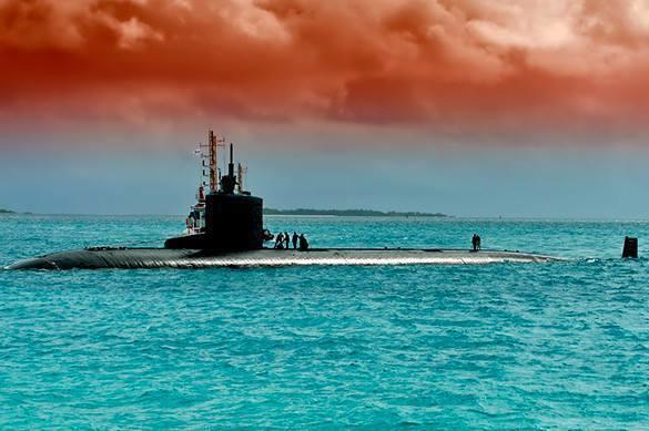 Чертежи атомной подлодки найдены в комиссионке