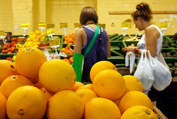 Цены на продукты могут взлететь на 10%. Рост цен на продукты составит 10проц.