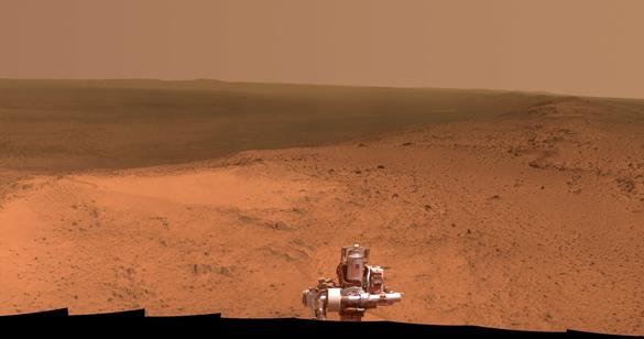 Curiosity обнаружил на Марсе следы древней экосистемы. Curiosity обнаружил на Марсе следы древней экосистемы