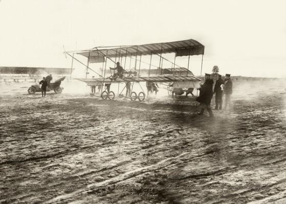 В Петербурге энтузиасты воссоздали самолеты Первой мировой войны. В Петербурге энтузиасты воссоздали самолеты Первой мировой войны