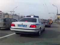 Милицейский автомобиль сбил 6-летнего мальчика в Подмосковье