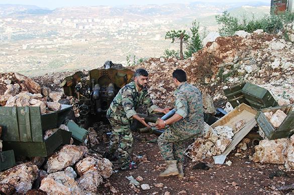 Армия Сирии может освободить Пальмиру уже сегодня