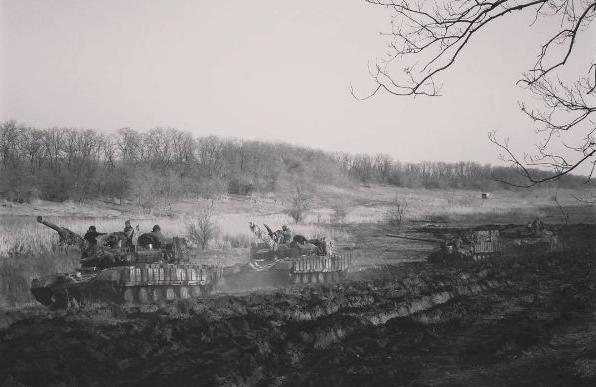 Украинский солдат всоцсети обнародовал расположение украинских войск
