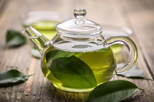 Профилактические чаи. зеленый чай