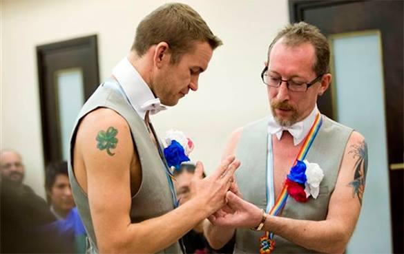 Европейские ученые объяснили преимущества гомосексуализма.