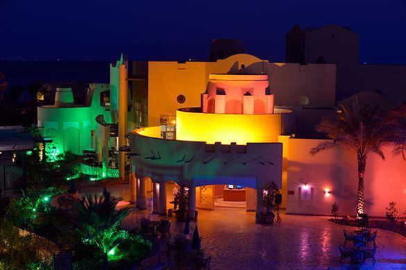 египетский отель