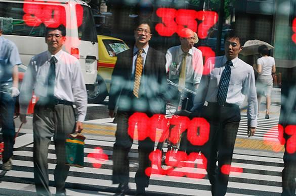 В посольство РФ в Токио пыталась проникнуть семья