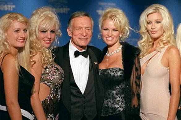 В США умер основатель Playboy Хью Хефнер. 376614.jpeg